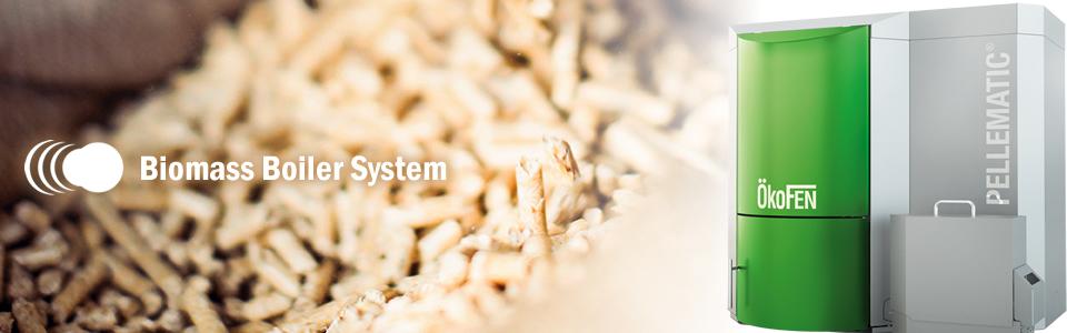 ZE ENERGY INC. | Product | Biomass Boiler System | ÖkoFEN wood ...