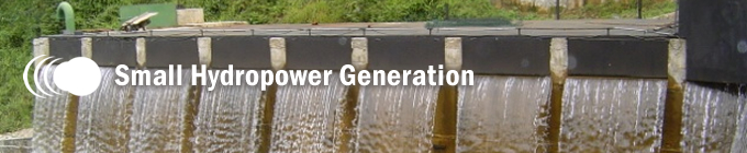 Small Hydropower Generation